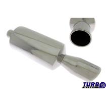 Sport kipufogó dob TurboWorks 48 2,5